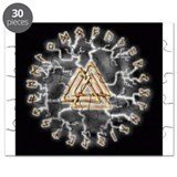 VALKNUT AND RUNES Puzzle