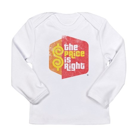 The Price Is Right Long Sleeve Infant T-Shirt