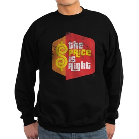 The Price Is Right Dark Sweatshirt