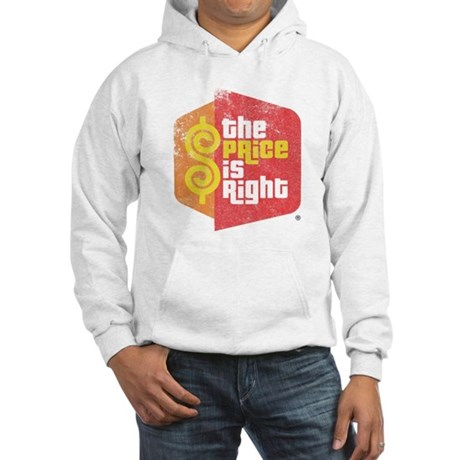 The Price Is Right Hooded Sweatshirt