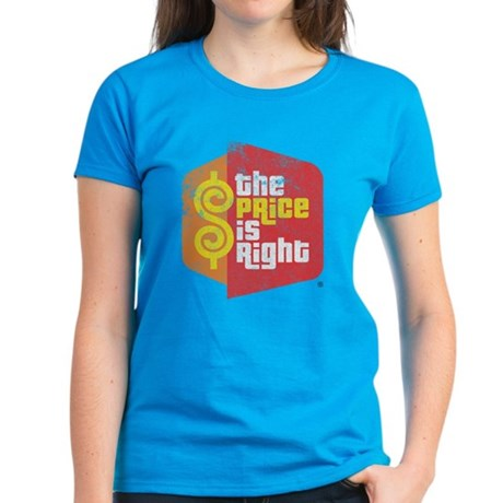 The Price Is Right Womens T-Shirt