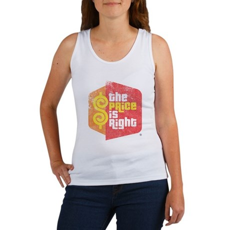 The Price Is Right Womens Tank Top