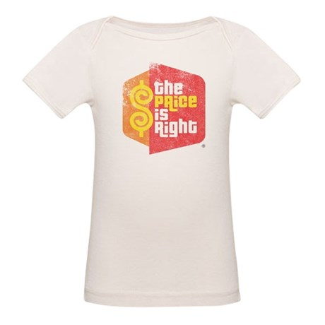 The Price Is Right Organic Baby T-Shirt