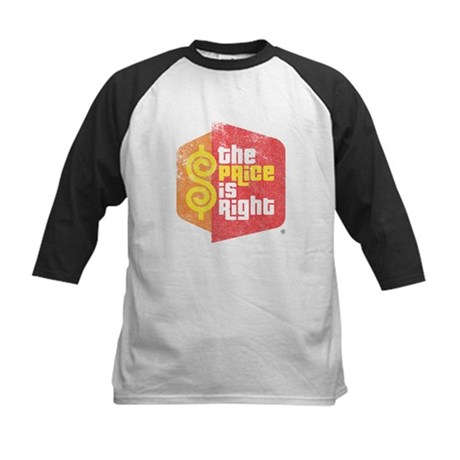 The Price Is Right Kids Baseball Jersey