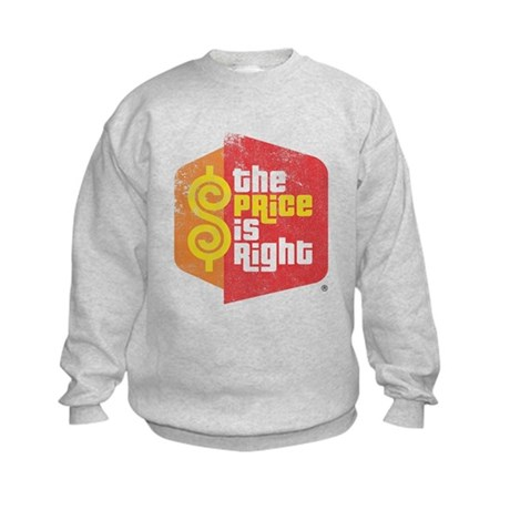 The Price Is Right Kids Sweatshirt