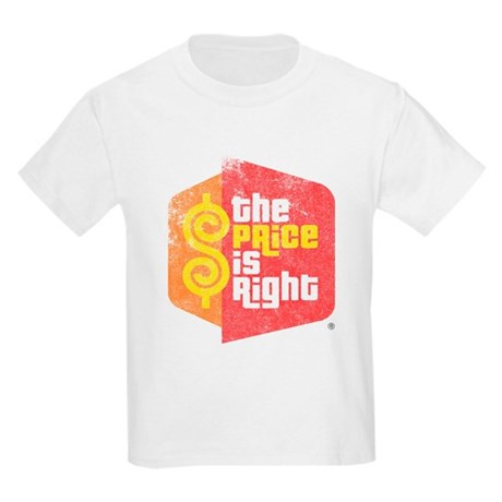 The Price Is Right Kids Light T-Shirt