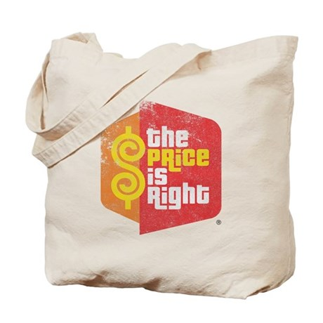 The Price Is Right Tote Bag