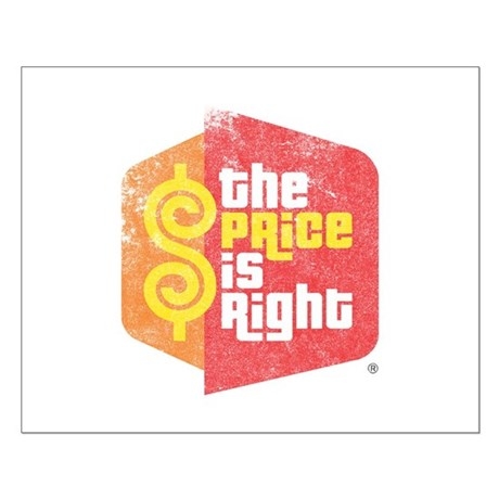 The Price Is Right Small Poster