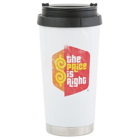 The Price Is Right Ceramic Travel Mug