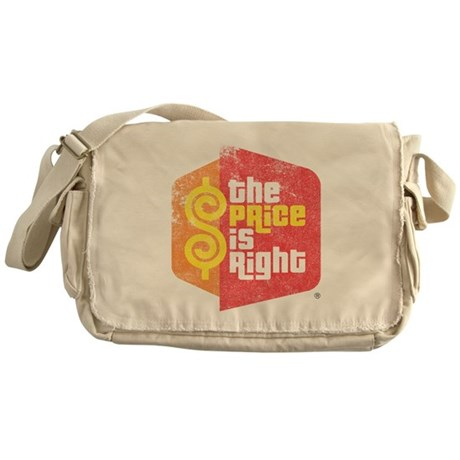 The Price Is Right Messenger Bag