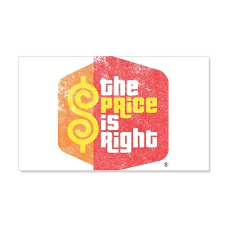 The Price Is Right 22x14 Wall Peel