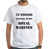 72 Virgins from Royal Marines Shirt