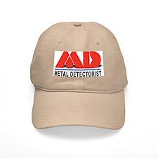 MD - Metal Detectorist Baseball Cap