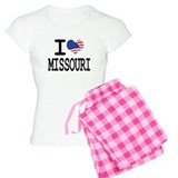 I LOVE MISSOURI Pajamas