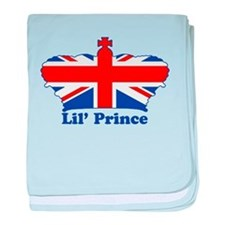 Royal Family baby blanket