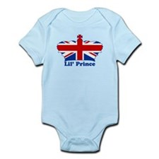 Royal Family Infant Bodysuit