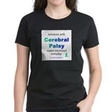 Cute Cerebral palsy Tee