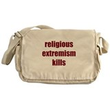 Religion Kills Messenger Bag
