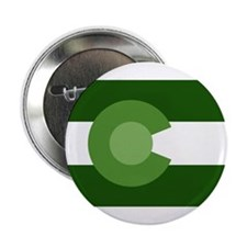 "Green Colorado 2.25"" Button"