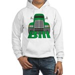 Trucker Bill Hooded Sweatshirt