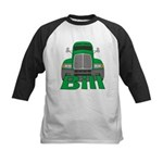 Trucker Bill Kids Baseball Jersey