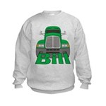 Trucker Bill Kids Sweatshirt