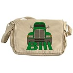 Trucker Bill Messenger Bag