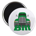 Trucker Bill Magnet