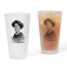 Goldman Condemn Drinking Glass