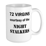 72 Virgins from Night Stalkers Mug