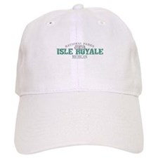 Isle Royale National Park MI Baseball Cap