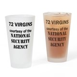 72 Virgins from National Security Agency Drinking