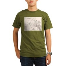 Cute Pioneer plaque T-Shirt