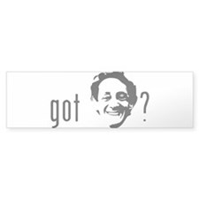 Harvey Milk Bumper Sticker