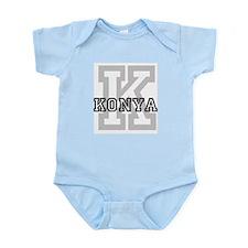 Letter K: Konya Infant Creeper
