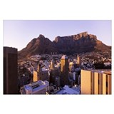 South Africa, Cape Town and Table Mountain
