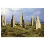 Scotland, Outer Hebrides, Isle of Lewis, Callanish