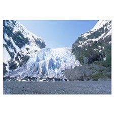 Alaska, Kenai Fjords National Park, Exit Glacier