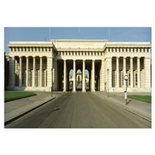 Austria, Vienna, Hofburg Palace, gate