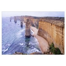 Twelve Apostles Tasman Sea New South Wales Austral