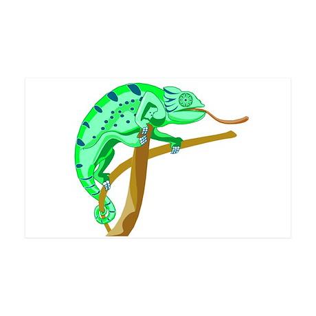 Chameleon 38.5 x 24.5 Wall Peel