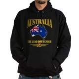 &quot;Land Down Under&quot; Hoodie