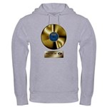 Dad Gold Disc Hooded Sweatshirt