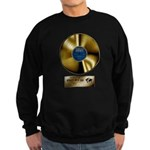 Dad Gold Disc Sweatshirt (dark)