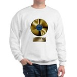 Dad Gold Disc Sweatshirt