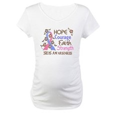 Hope Courage Faith SIDS Shirts Shirt