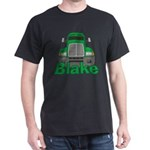 Trucker Blake Dark T-Shirt