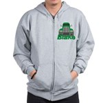 Trucker Blake Zip Hoodie