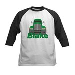 Trucker Blake Kids Baseball Jersey