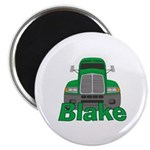 Trucker Blake Magnet
